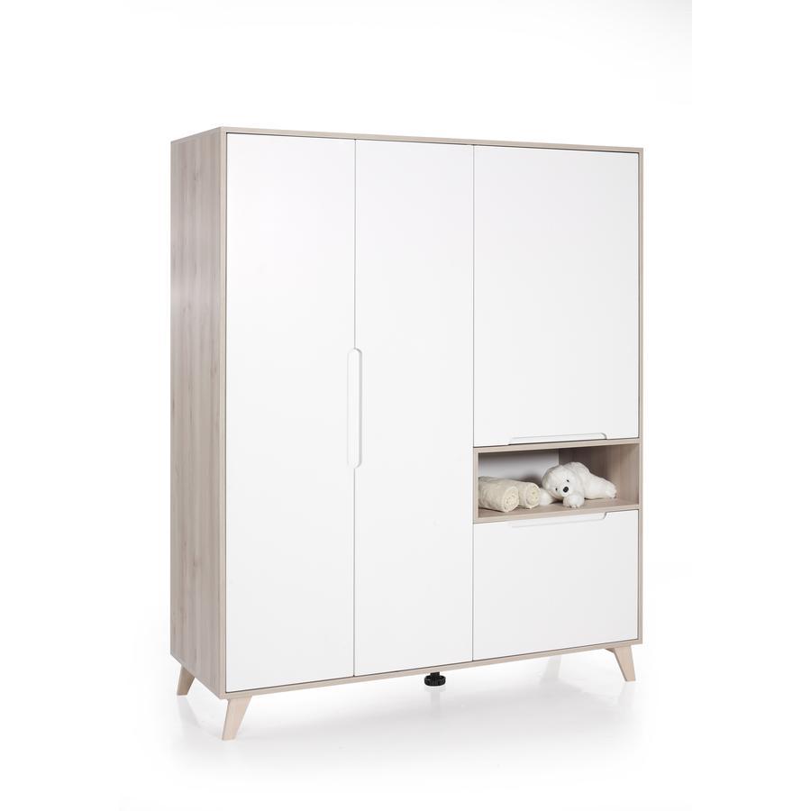 geuther kleiderschrank mette 4 t rig. Black Bedroom Furniture Sets. Home Design Ideas