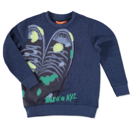 STACCATO Boys Mini Sweatshirt denim blue melange