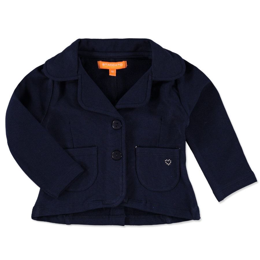 STACCATO Girls Baby Blazer dark navy