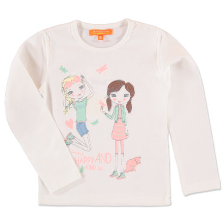 STACCATO Girls Mini Shirt offwhite