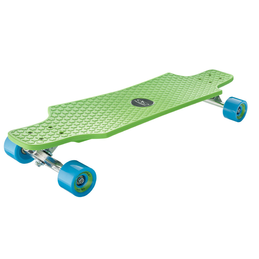 HUDORA Deskorolka Fun Cruiser, green 12714