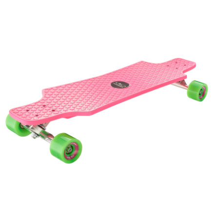 HUDORA Longboard Fun Cruiser, rose 12712