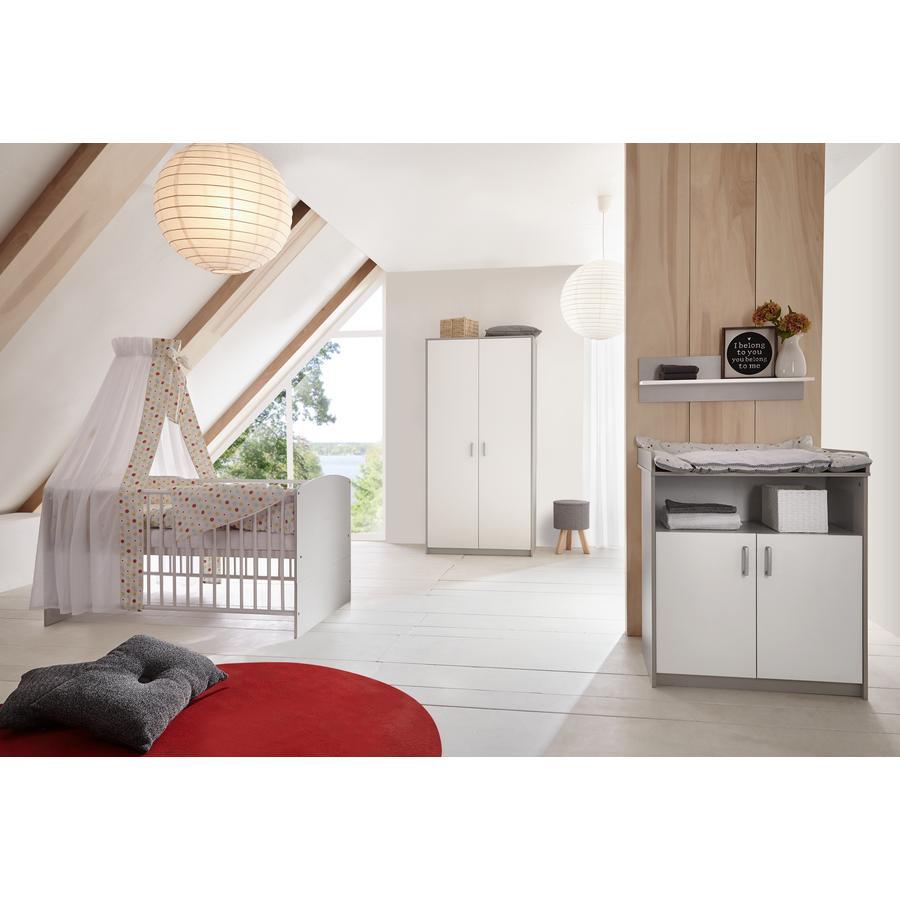 schardt ensemble chambre d 39 enfant armoire 2 portes. Black Bedroom Furniture Sets. Home Design Ideas