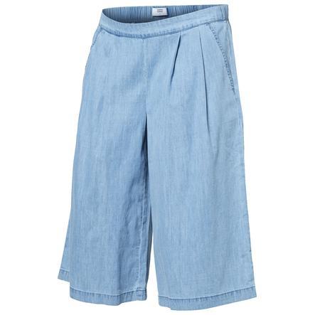 MAMA LICIOUS MLTANJA Denim Cluotte Shorts van MLTANJA Denim Cluotte