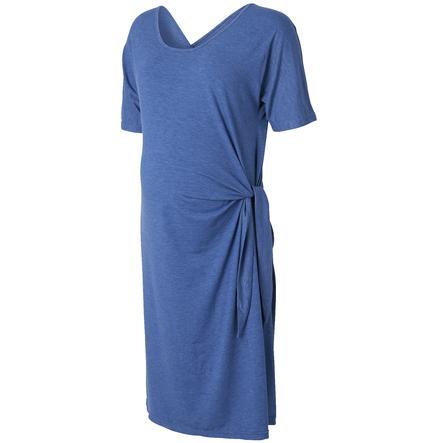 MAMA LICIOUS Suknia ciążowa MLFIP niebieski