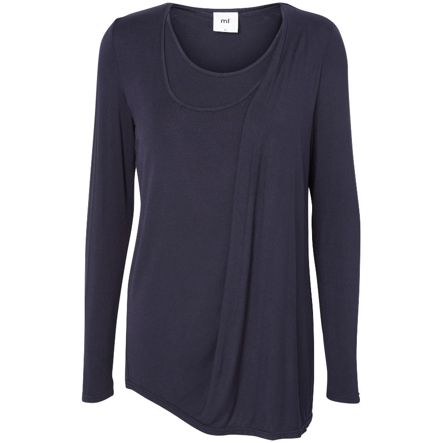 mama licious Umstands Longsleeve MLNEW MOLINA NELL navy