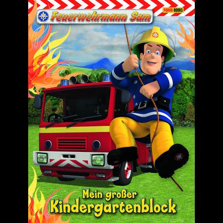 PANINI BOOKS Feuerwehrmann Sam - Kindergartenblock