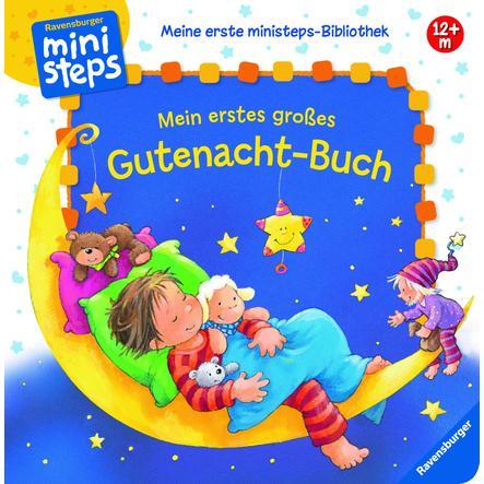 RAVENSBURGER ministeps - Mein erstes großes Gutenacht-Buch