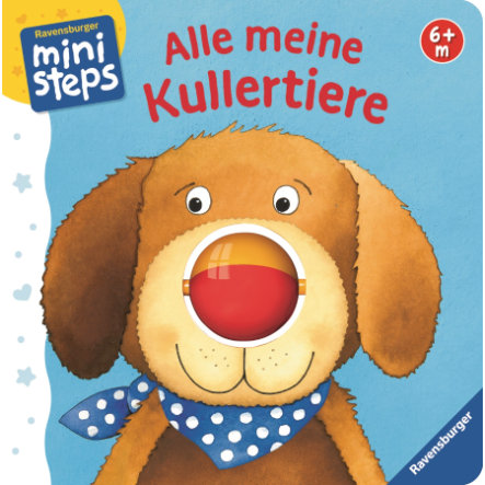 RAVENSBURGER ministeps - Alle meine Kullertiere