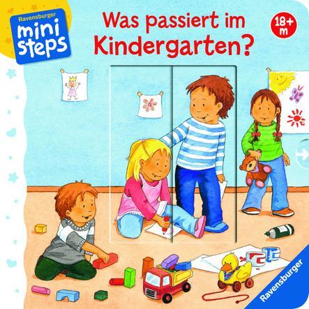 RAVENSBURGER ministeps - Was passiert im Kindergarten?