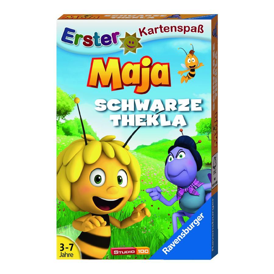RAVENSBURGER Erster Kartenspaß Biene Maja Schwarze Thekla