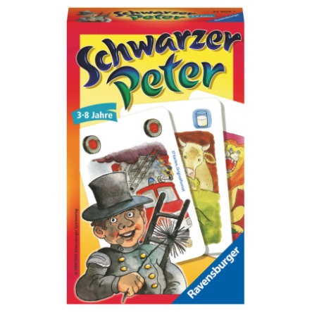Ravensburger Portare Schwa lungo gioco rzer Peter