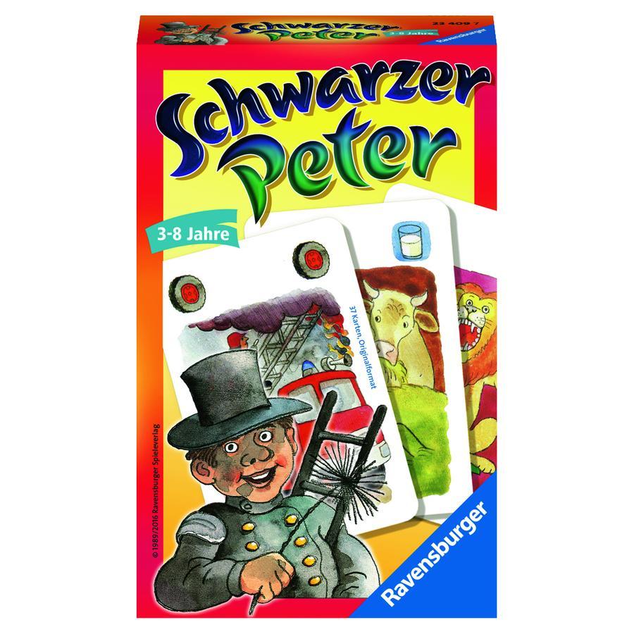 Ravensburger Trae Schwa el juego rzer Peter