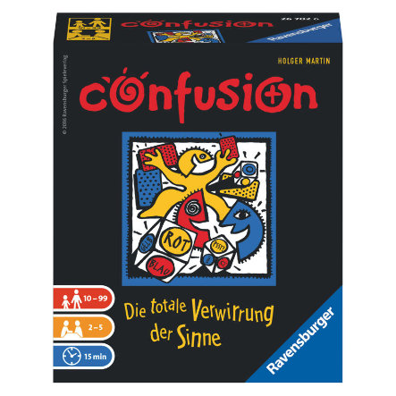 RAVENSBURGER Confusion
