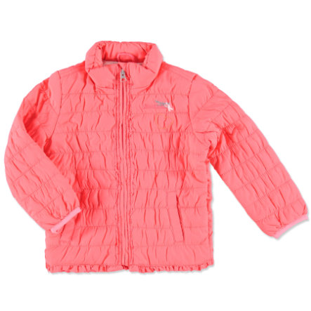 STACCATO Girls Mini Steppjacke neon coral
