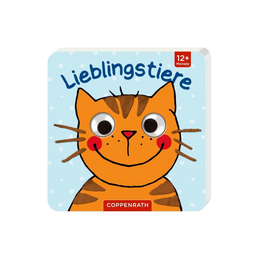 COPPENRATH Mein Kulleraugen-Fühlbuch: Lieblingstiere