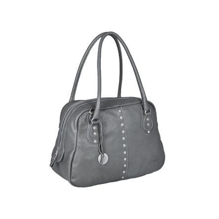 LÄSSIG Borsa fasciatoio Premium Label Fair & Lässig Bowler Bag grey
