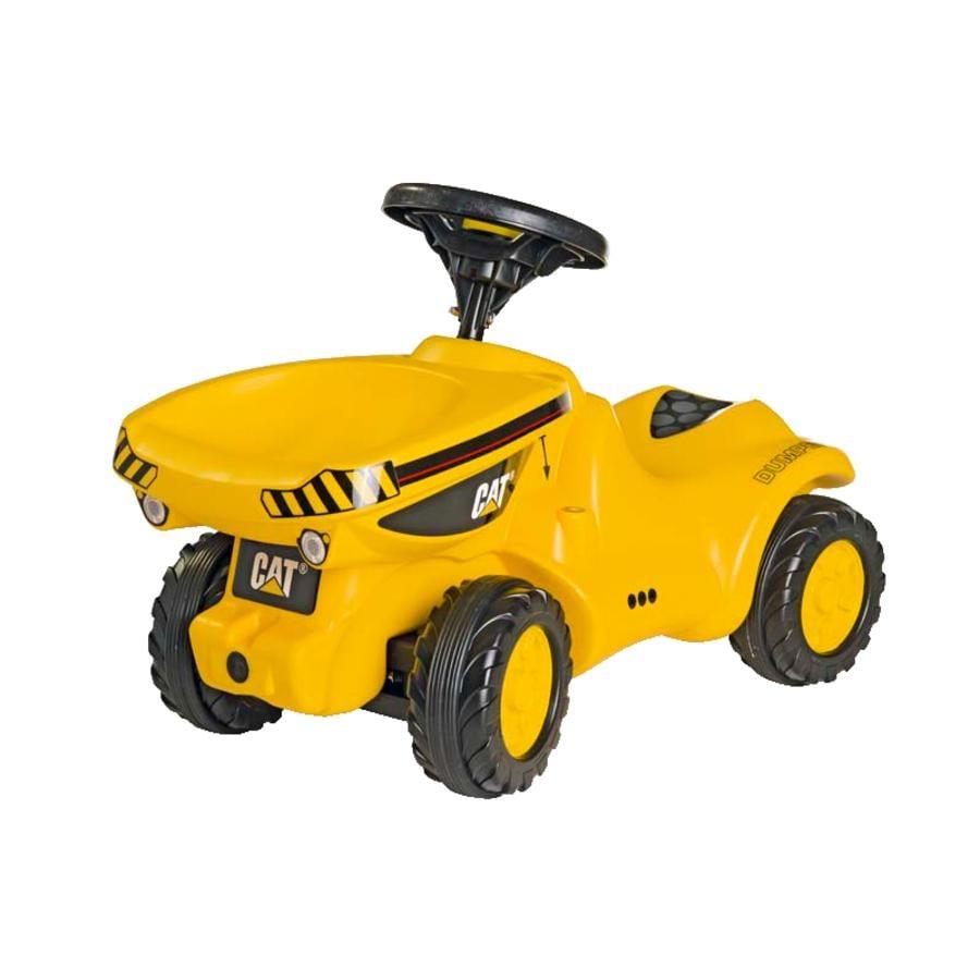 ROLLY TOYS trattore modello Minitrac Dumper CAT 132249