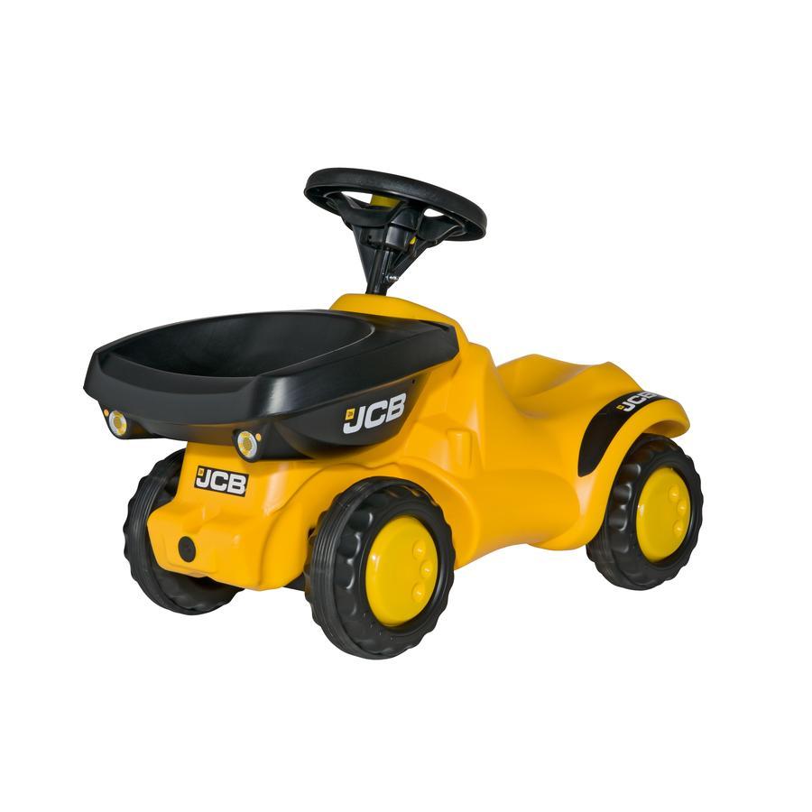 ROLLY TOYS modello Minitrac Dumper JCB 135646, giallo e nero