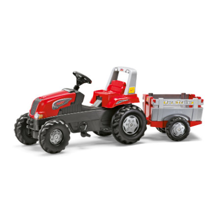 rolly®toys rollyJunior RT mit rollyFarm Trailer 800261