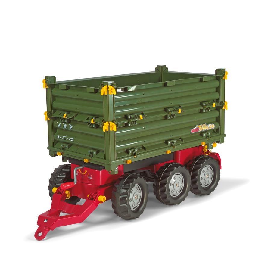 rolly®toys Tráiler de carga multiusos 125012
