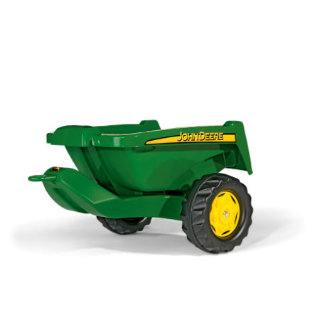 rolly®toys Remorque benne pour tracteur enfant rollyKipper II John Deere 128822