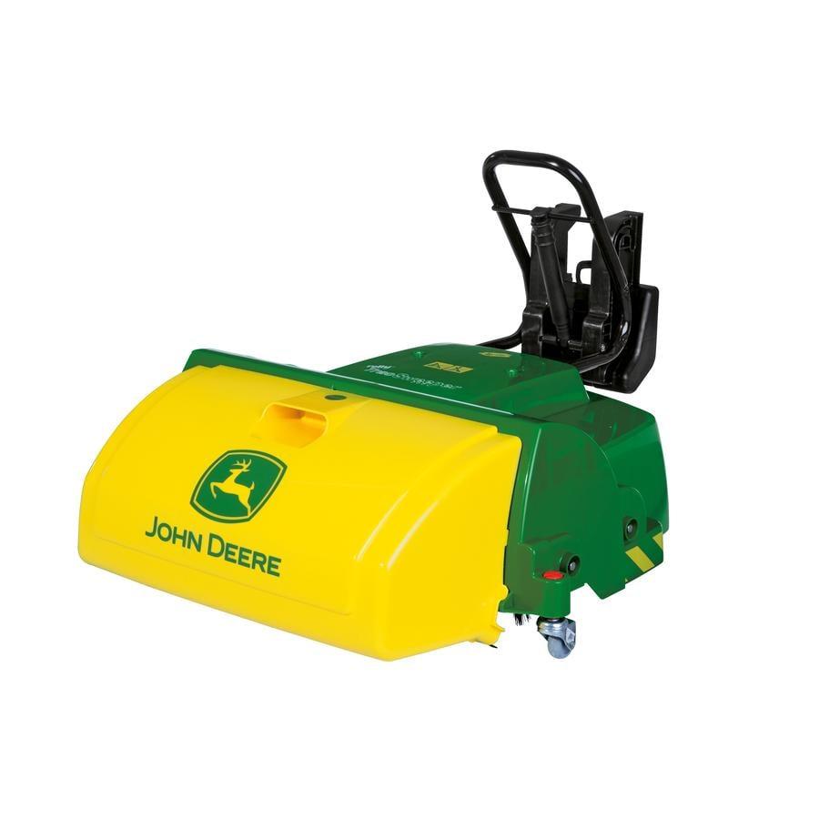 ROLLY TOYS rollyTrac Sweeper Gatusopmaskin John Deere 409716