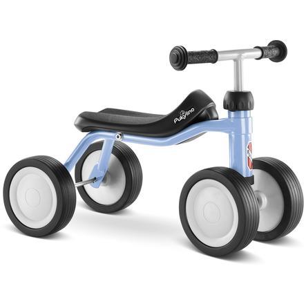 PUKY Rowerek biegowy na czterech kółkach Pukylino kolor jasnoniebieski metallic 4016