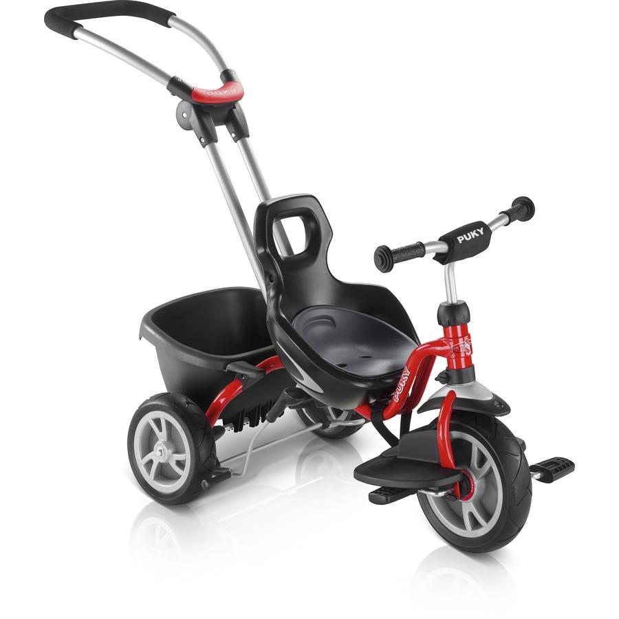 PUKY Trehjuling CAT S2 Ceety, röd