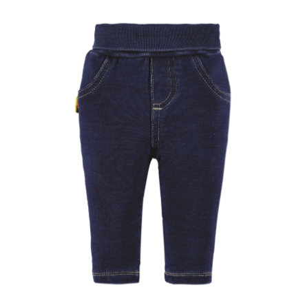 STEIFF Girls Džínové legíny dark blue denim