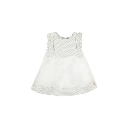 KANZ Girl s jurk helder wit