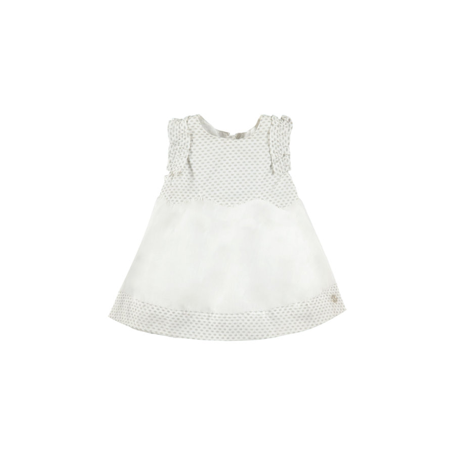 KANZ Girls Sukienka bright white