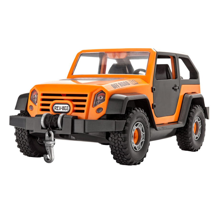 REVELL Junior Kit - Off-Road Vehicle