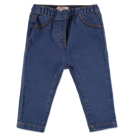 ESPRIT Boys Spodnie jeans blue denim