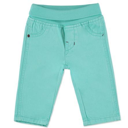 ESPRIT Boys Pantaloni verde acqua