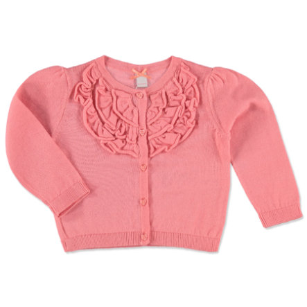 ESPRIT Girls Sweatcardigan koralle