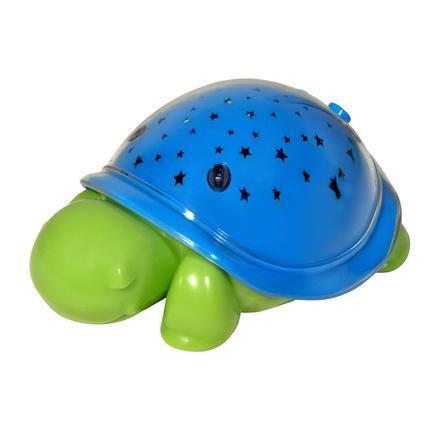 CLOUD B Veilleuse Supermax la tortue, bleu