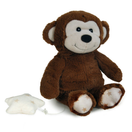 cloud-b Musical Plushies Monkey 7102-MK