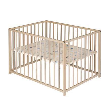 SCHARDT Box per bambini Uno  75x100 legno naturale oliato, Hippo