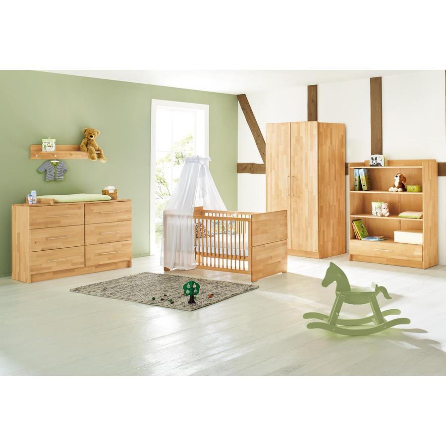 PINOLINO Chambre d'enfant Natura, avec armoire 2 portes, extra large