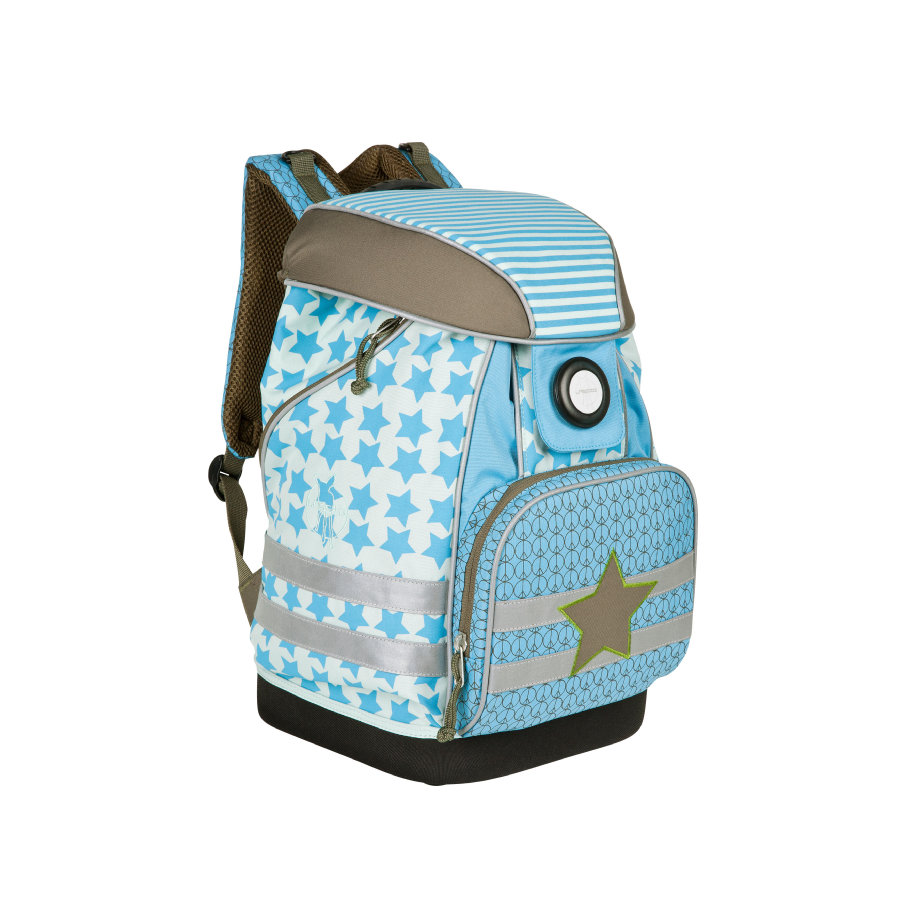 Lässig 4Kids Ryggsäck School Bag - Starlight olive