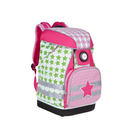 Lässig 4Kids Ryggsäck School Bag - Starlight magenta