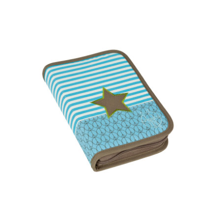 Lässig 4Kids School Pencil Case Big - starlight olive