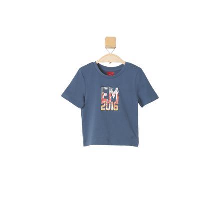 s.OLIVER Boys T-Shirt oceaanblauw