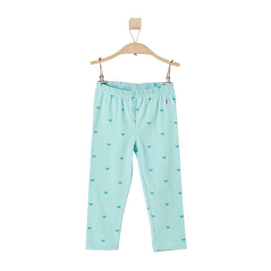 s.OLIVER Girls Leggings mint
