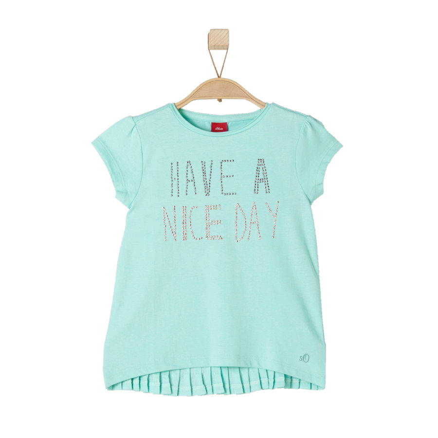s.OLIVER Girls T-Shirt mint