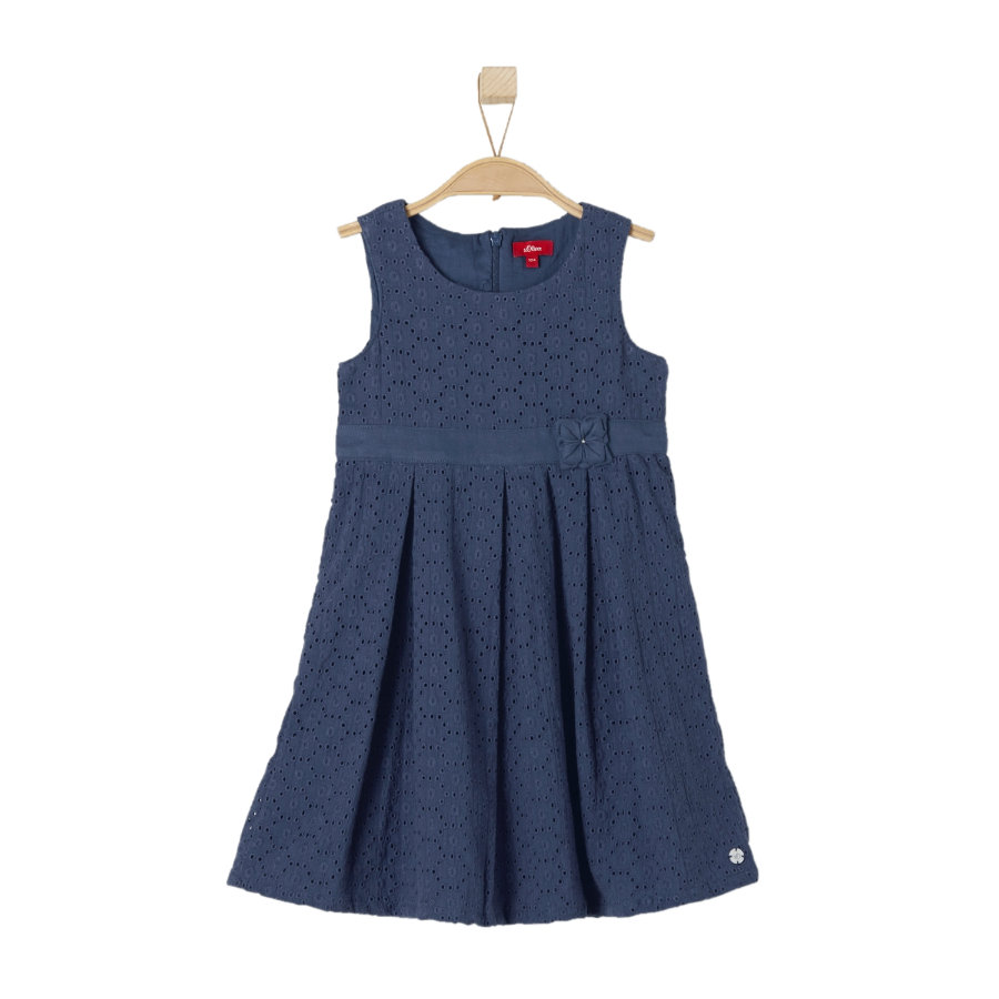 s.OLIVER Girls Kleid dark blue