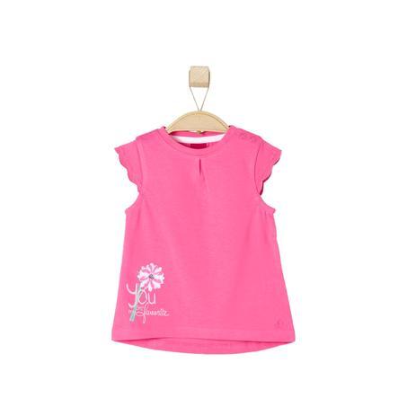 s.OLIVER Girls T-Shirt pink