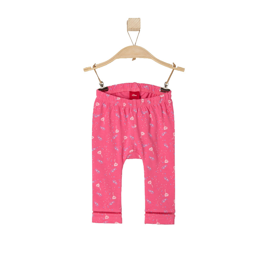 s.OLIVER Girls Mini Leggings pink