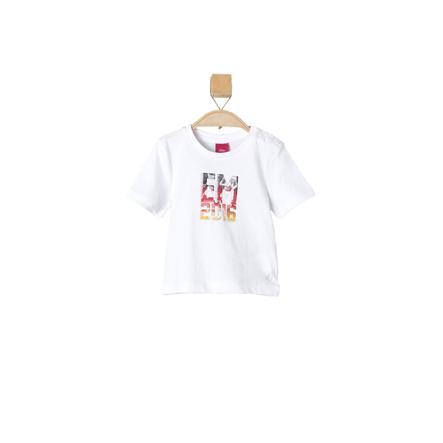 s.OLIVER T-Shirt white